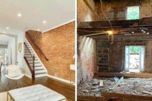 restoring old properties
